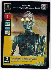 C-3PO, Human-Cyborg Relations Droid [Foil]