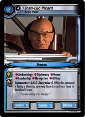 Jean-Luc Picard, Argo Pilot - Foil