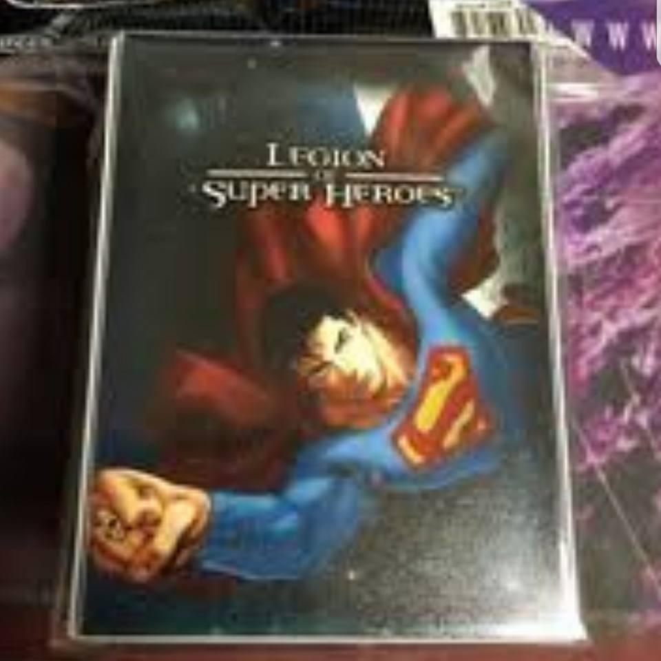 Deck Box Supergirl/Connor Kent