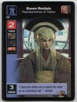 Queen Amidala, Representative of Naboo