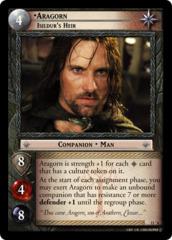 Aragorn, Isildur's Heir (O)