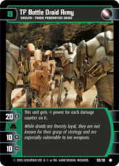 TF Battle Droid Army
