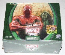 Marvel Web of Spider-Man Booster Box