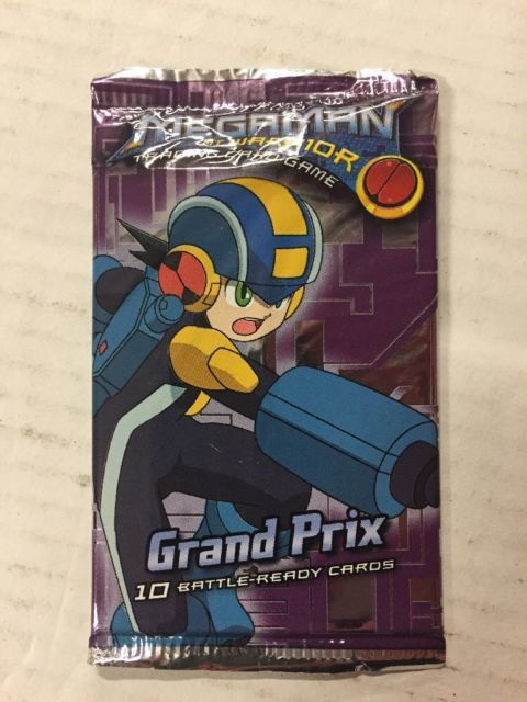 Grand Prix Booster Pack