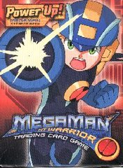 Megaman Starter Deck Power Up