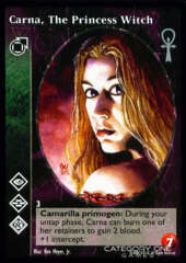 Carna, The Princess Witch