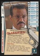 Agent Reggie Purdue