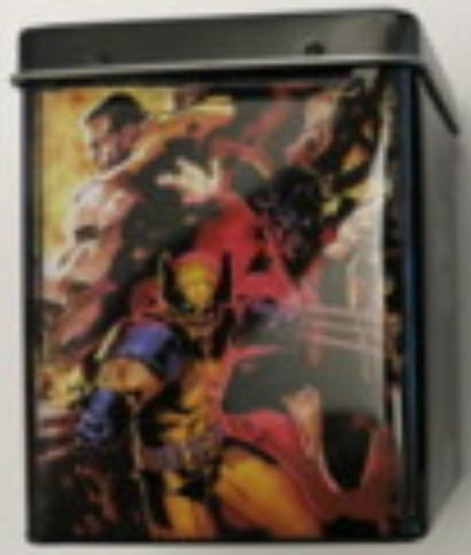 Deck Box Tin X-Men Brave New World