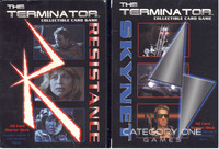 Starter Deck Combo Pack (Both Resistance and Skynet)