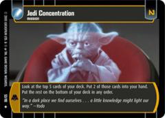 Jedi Concentration