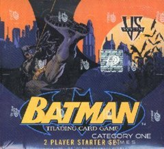 DC Batman 2-Player Starter Deck Box