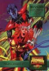 Mission Dark Phoenix Sage #4