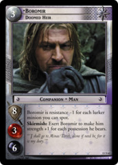Boromir, Doomed Heir