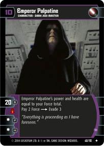Emperor Palpatine (D)