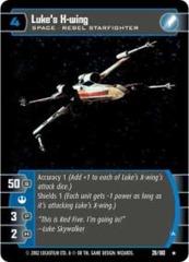 Luke's X-Wing (A)