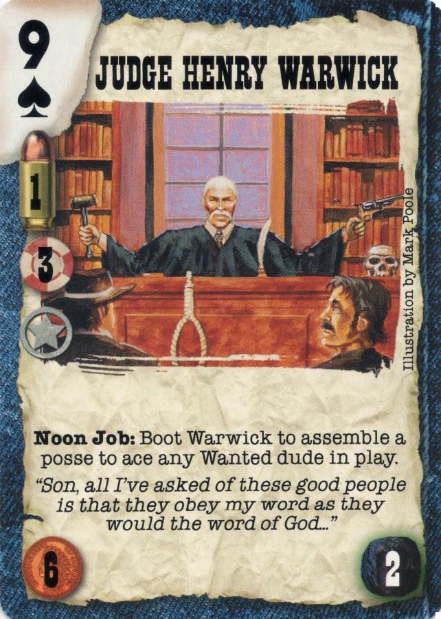 Judge Henry Warwick