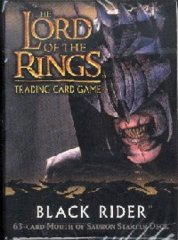 Black Rider Mouth of Sauron Starter Deck