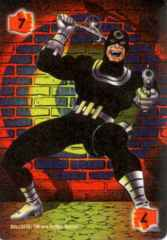 Power Card: Fighting 7 Bullseye