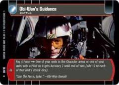 Obi-Wan's Guidance