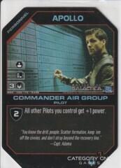 Apollo Commander Air Group (Foil)