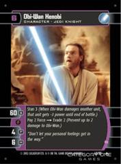 Obi_Wan Kenobi (D) - Foil