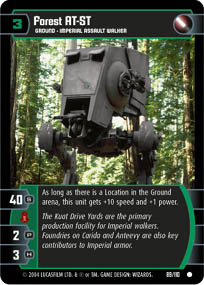Forest AT-ST