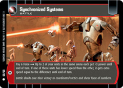 Synchronized Systems