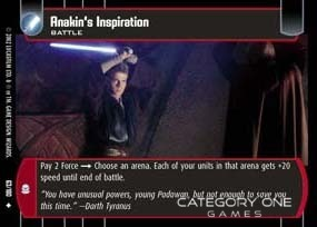 Anakins Inspiration - Foil
