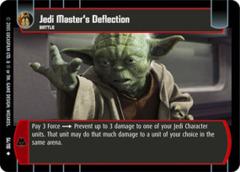 Jedi Master's Deflection