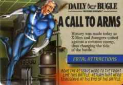 Mission: Event Fatal Attractions: A Call to Arms
