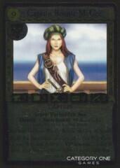 Captain Bonnie McGee