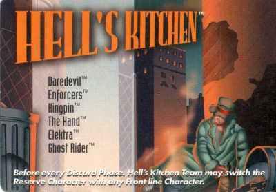 Location Hells Kitchen