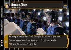 Hatch a Clone