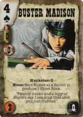 Buster Madison (Spade)