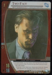 Two-Face, Split Personality (EA)