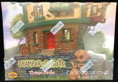 Chamber of Secrets Theme Deck Box (8 Theme Decks per box)