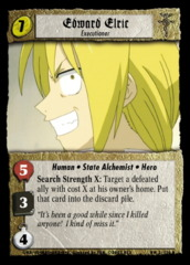 Edward Elric, Executioner