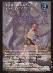 Lara Croft, Explorer