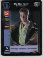 Obi-Wan Kenobi, Jedi Apprentice [Foil]