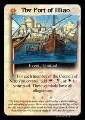 The Port of Illian