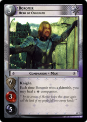 Boromir, Hero of Osgiliath (P)