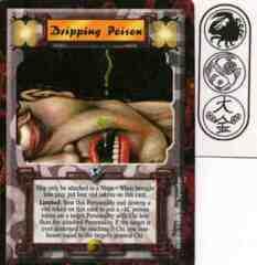 Dripping Poison