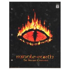 Middle-Earth: The Wizards Companion