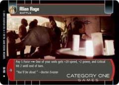 Alien Rage - Foil
