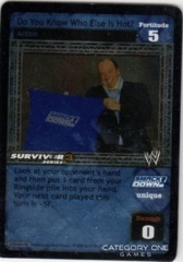 Do You Know Who Else Is Hot? (SS3) Foil