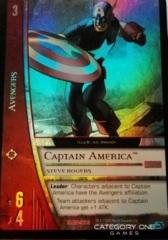 Captain America, Steve Rogers (Stacker)