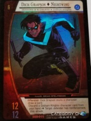Dick Grayson, Nightwing, Defender of Bludhaven (EA)
