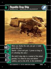 Republic Drop Ship