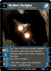 Obi-Wan's Starfighter (B)