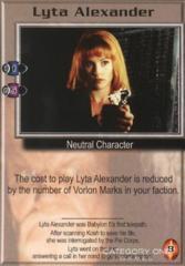 Lyta Alexander